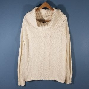 Tommy Bahama womens cowl sweater